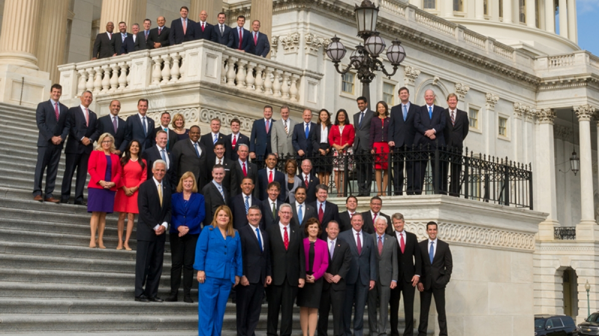 Newest Members Of Congress